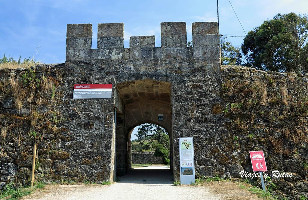 Castillo de La Guardia, Pontevedra