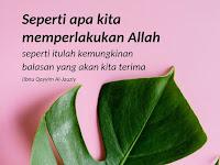 Kata Motivasi islam Dari Qur'an Dan Hadits | Mutiara Salaf