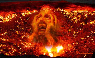 """""""... din Locuinţa Morţilor şi-a ridicat ochii în sus, fiind în chinuri"""" - fotografie preluată de pe site-ul http://www.nowtheendbegins.com"""