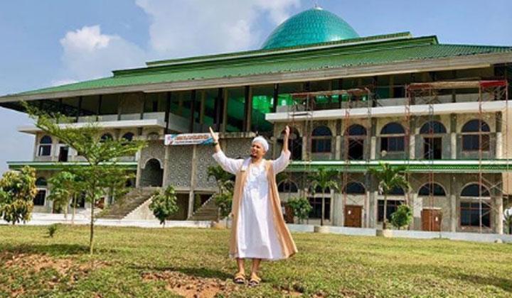 Di Pesantren Alm KH Arifin Ilham, PA 212: Bubarkan BPIP!