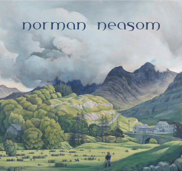Norman Neasom - cover of Messums catalogue of his work