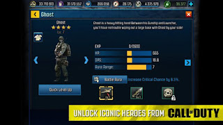 Call of Duty Heroes Android Apk