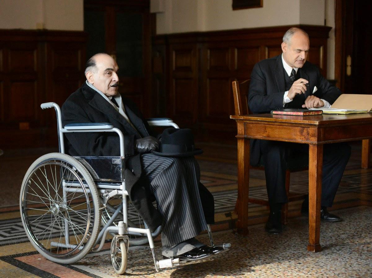 Agatha Christie Web Poirot Season 13 Curtain Poirot's Last
