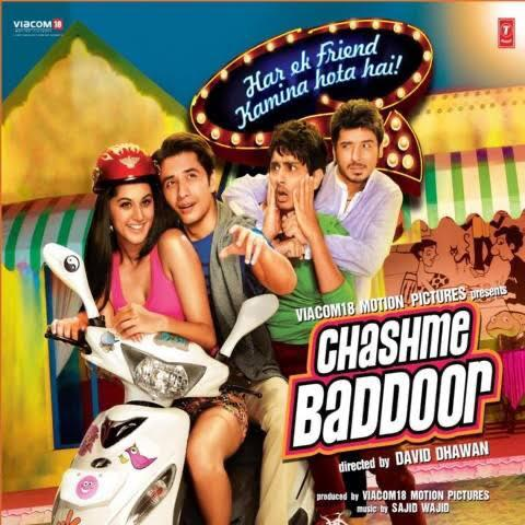 Har Ek Friend Kamina Hota Hai Song Lyrics | Chashme Baddoor | LyricsDhayari