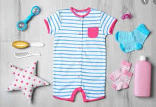 Belanja Untuk Keperluan Si Bayi