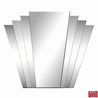 Καθρέπτης Art-Deco Κωδ AD007