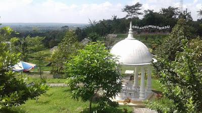 Lokasi Lembah Gunung Madu Boyolali