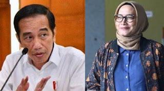 Siapa Evi Novida? Gugat dan Kalahkan Jokowi di Pengadilan Berikut Tanggapan Istana