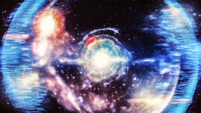 Científicos detectan mayor explosión en el espacio desde el Big Bang