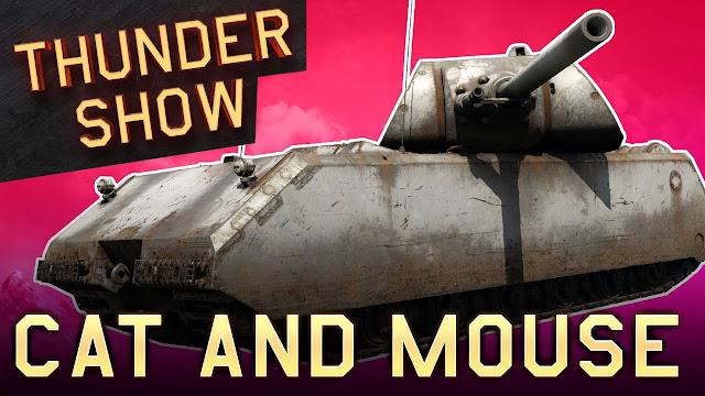 War thunder nos deja thunder show semanal:  del gato y el ratón!