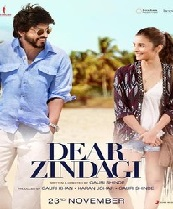 Sinopsis Film DEAR ZINDAGI (2016)