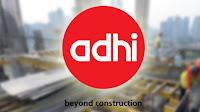 PT Adhi Karya (Persero) Tbk, karir  PT Adhi Karya (Persero) Tbk, lowongan kerja  PT Adhi Karya (Persero) Tbk, lowongan kerja 2018