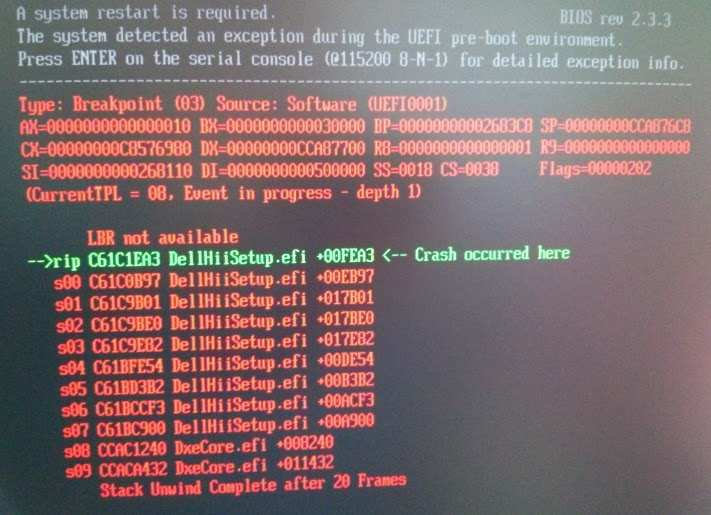 System image errors on uefi - free download photo frame for