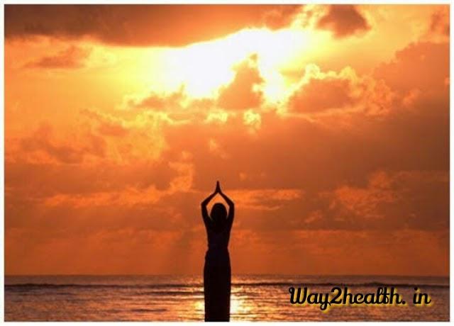 Surya Namskara ( Sun Salutation ) steps and it's Benefits