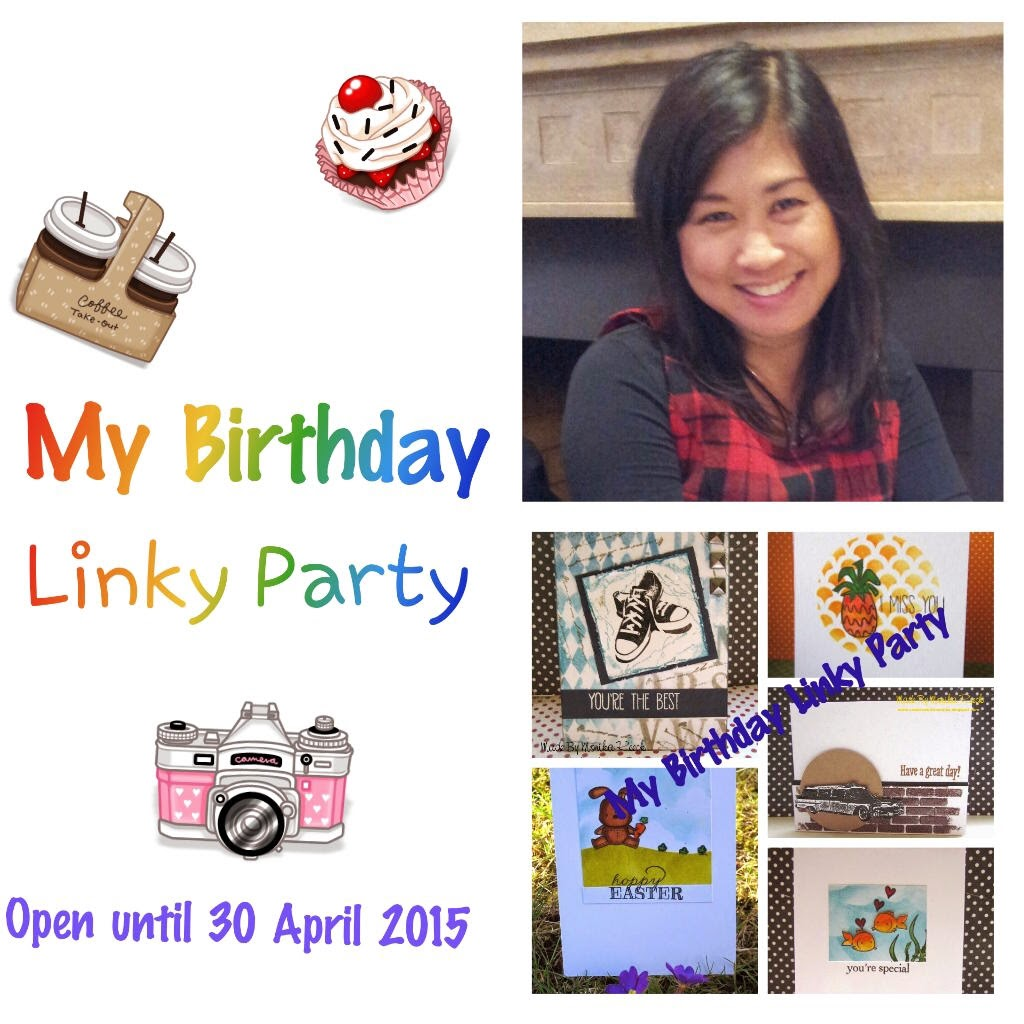 My Birthday Linky Party