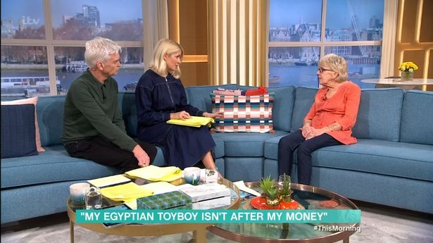 "Image result for ""I couldn't walk the next day"" - British woman, 80, talks about her first sexual encounter with her 35-year-old Egyptian toyboy"