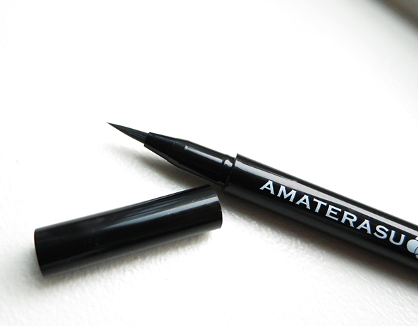 Amaterasu Liquid Eyebrow Liner pen tip close-up