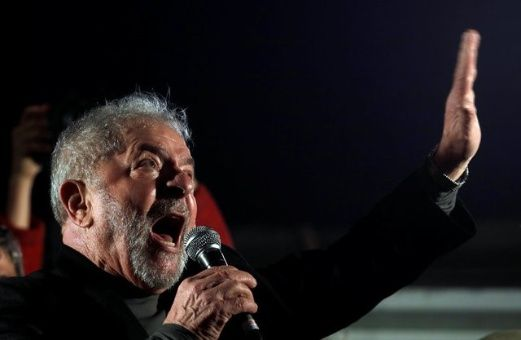 Lula da Silva: Dinero bloqueado lo obtuve dando conferencias