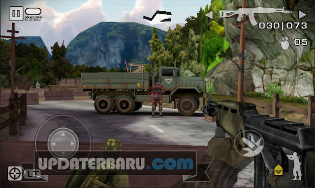 Battlefield Bad Company 2 Apk Data Mod Unlimited Ammo/Grenades For Android Hack Mod