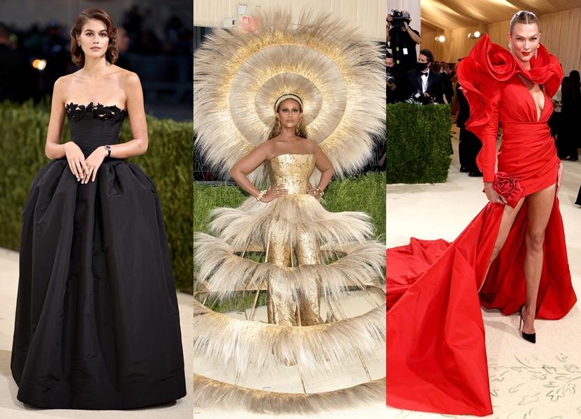 ¡Bienvenidos a la fiesta de la moda! Todos los looks de la 'MET Gala' 2021