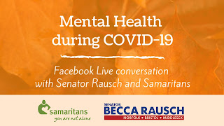 THIS THURSDAY: Mental Health During COVID-19 Event