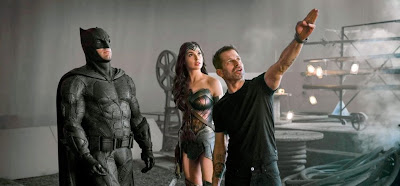 Zack Snynder Justice League Abusive Parasocial Relationship