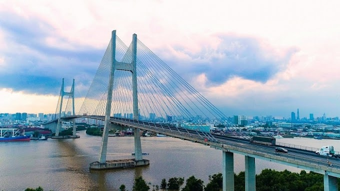 Cầu dây văng dài nhất ở Sài Gòn - TP.HCM tên là gì?