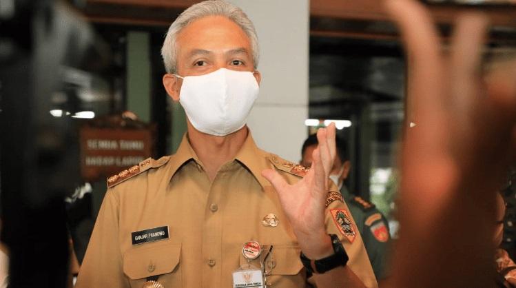 Gerakan Jateng di Rumah Saja, Banyak Netizen Ngeledek Pak Ganjar