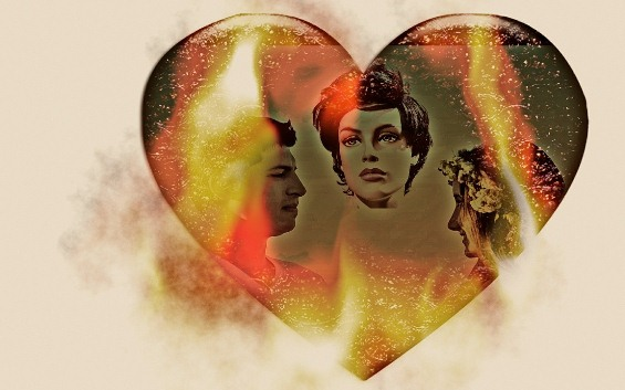Jalan Dulu Saja, Cerpen Cinta Segitiga