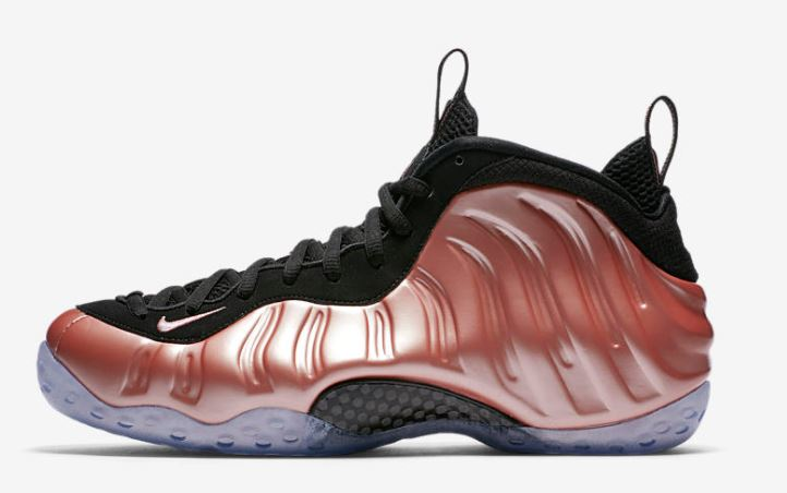 sports shoes e0274 e4e56 ... pro tech fleece u2022 kicksonfire 07067 43d0f  sale here is a detailed  look at the nike air foamposite one rust pink sneaker available