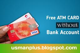बिना Bank Account के ATM CARD (Masterdcard) कैसे बनवाएं?
