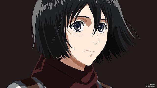 Mikasa Ackerman - Shingeki no Kyojin Wallpaper