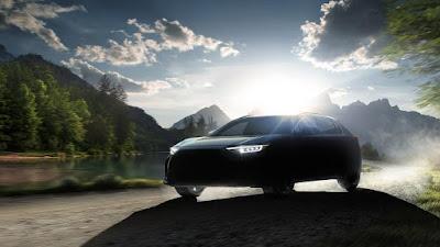 سوبارو SUBARU اليابانية تطلق سيارتها الكهربائية الأولى Subaru Solterra بالتعاون مع تويوتا Toyota