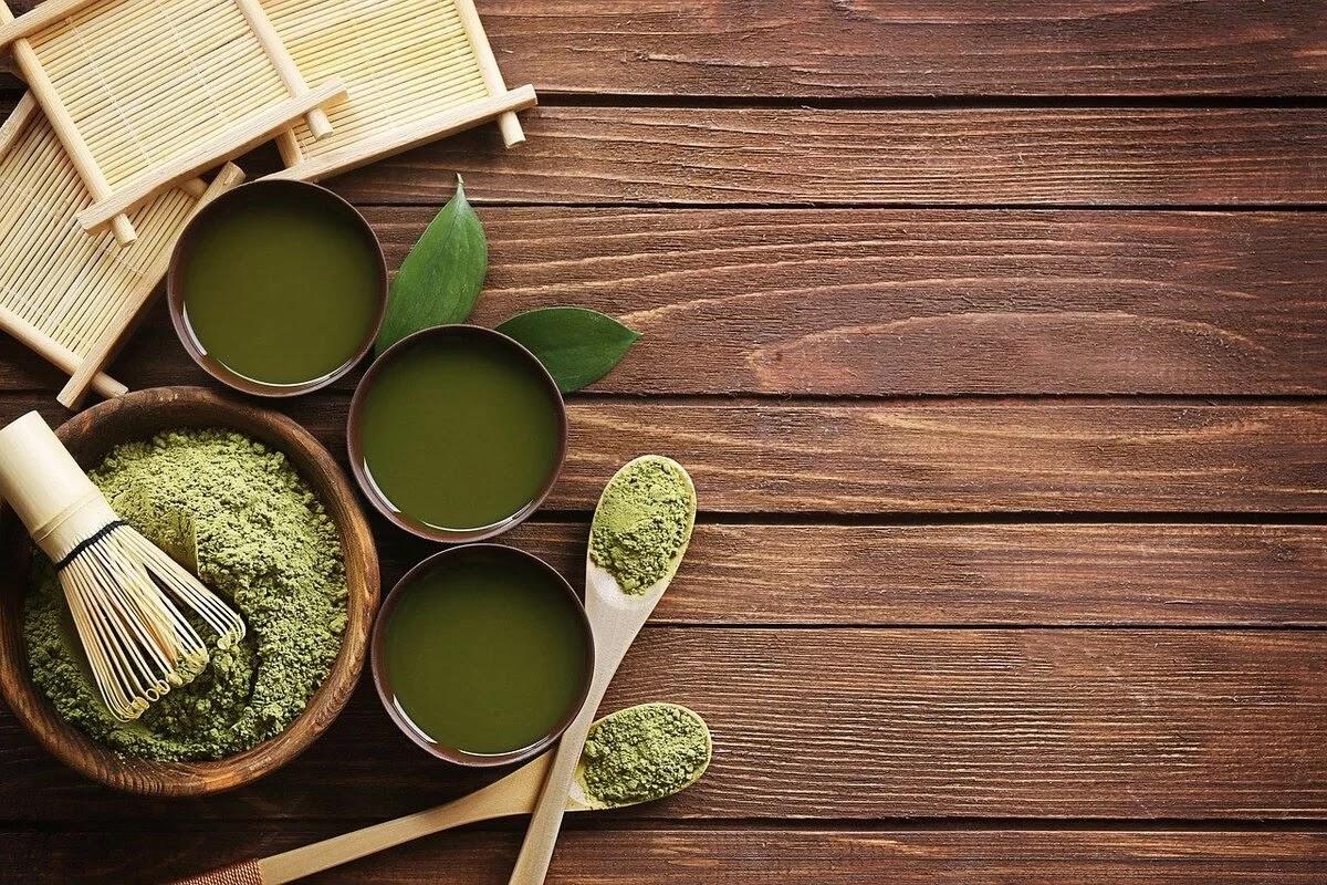 Proven benefits of antioxidants in green tea