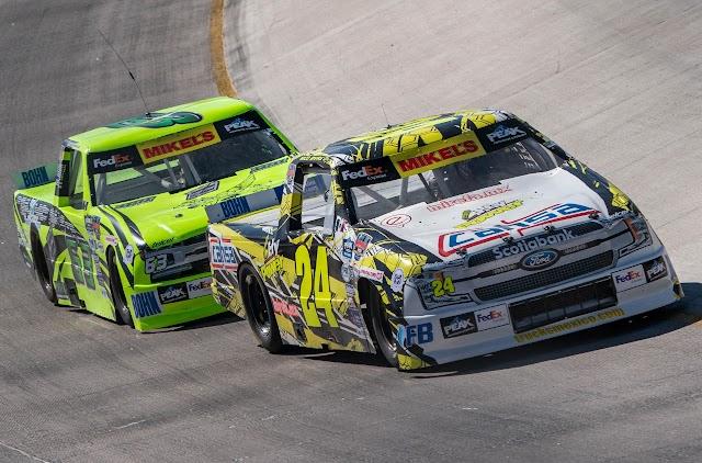 Nico Rivas quiere ser campeón de las Trucks