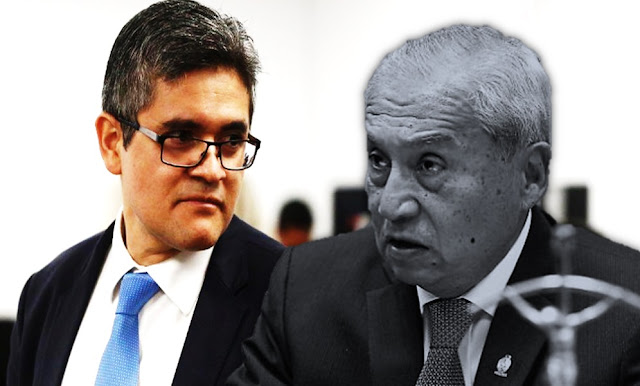 Fiscal Domingo Pérez interrogará a Pedro Chávarry