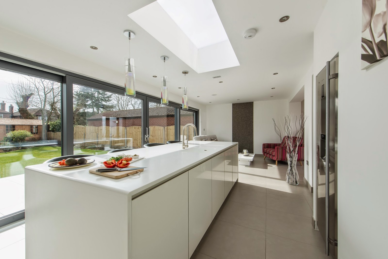 Mr And Mrs Smith Kitchen diane berry kitchens - client kitchens: mr & mrs smith