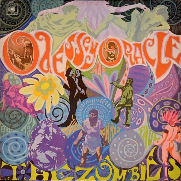 The Zombies - Odessey and Oracle (1968, Pop Rock)