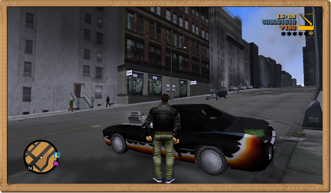 GTA 3 PC Games Gameplay