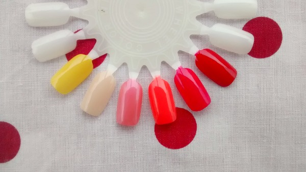 OPI Go Exotic Collection Swatches