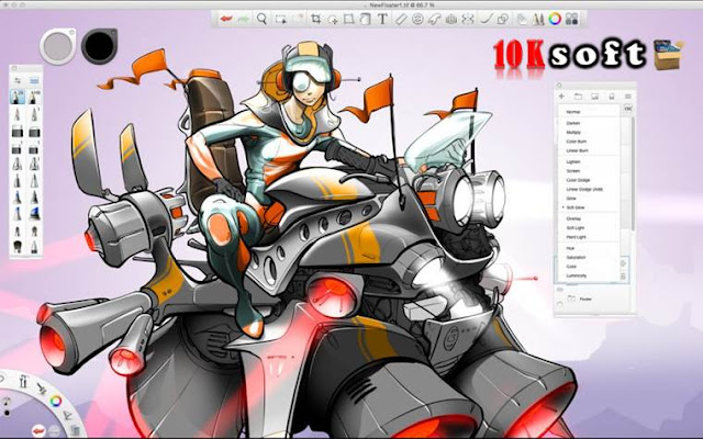 Autodesk SketchBook Pro Enterprise 2015 offline setup file Download