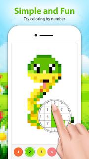 [JEU] Coloriage Magique Gratuit : jeux de dessin en pixel [Gratuit] Screenshot-2