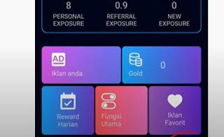 Fungsi Utama aplikasi Vtube