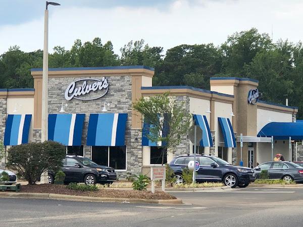 Culver's Restaurant Review - Clayton, NC