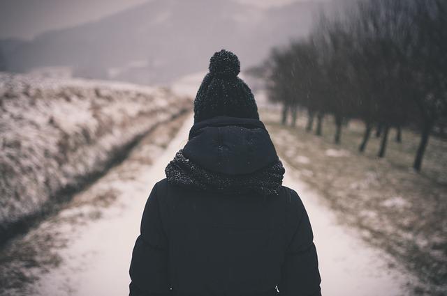 ठंड पर कविता - Hindi Poem on Winter