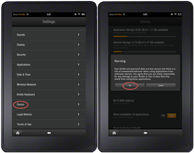 How to read Nook books on Kindle Fire (HD)   eBook Converter