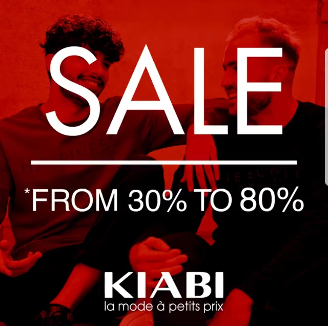 0f98083b3 عروض كيابي KIABI للملابس الرجالية والنسائية والاطفال