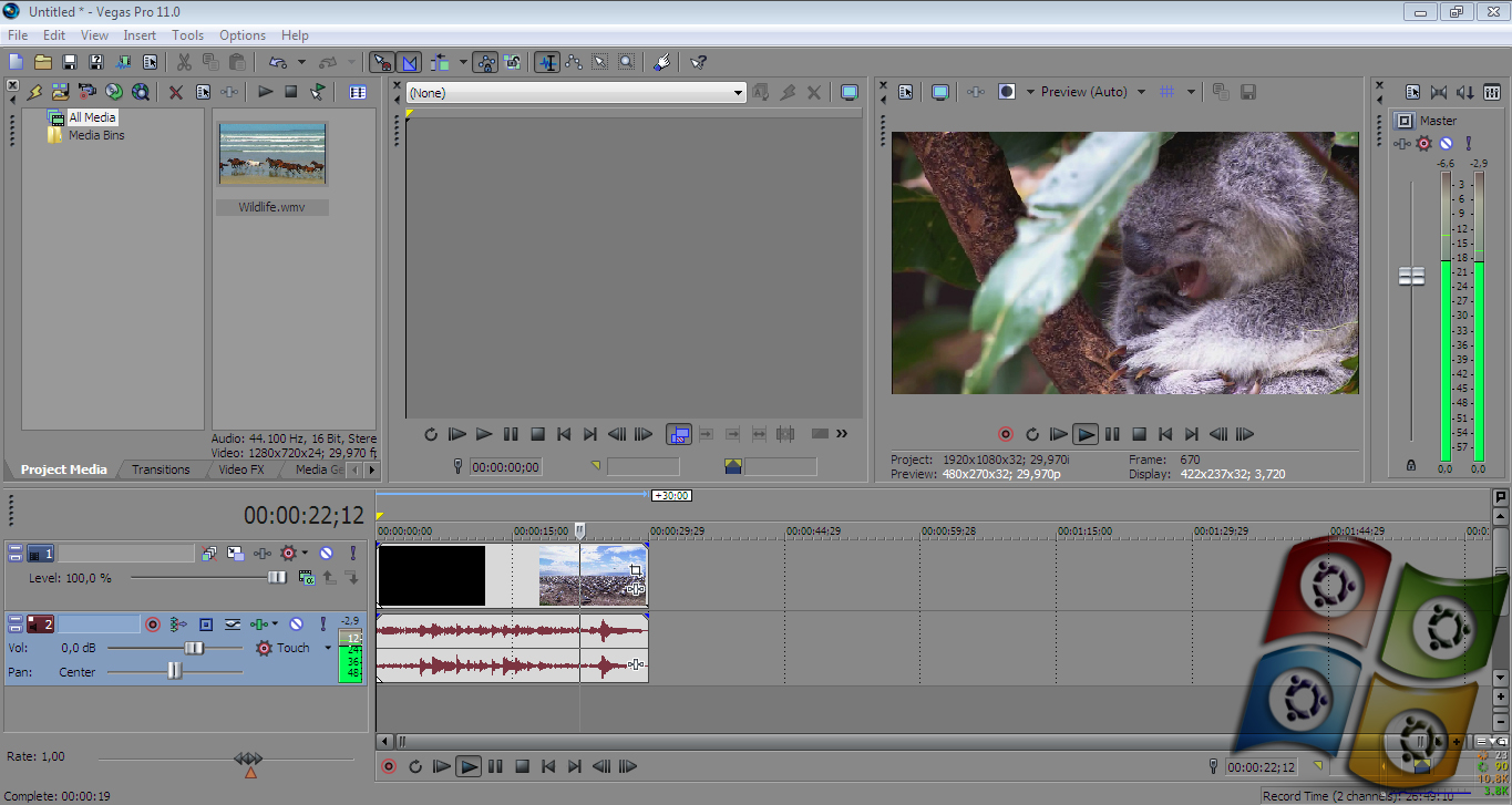 Download Sony Vegas Pro 11.0.7 Terbaru Full Version