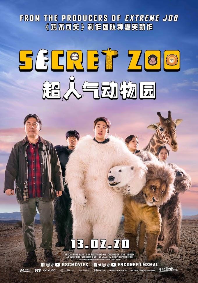 Review Filem Secret Zoo