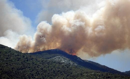 Campaña de concienciación entre agricultores para la prevención de incendios forestales en terreno agrícola-forestal